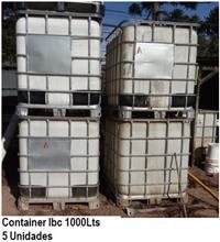 Container IBC 1000 lts Reservatório 05 unidades - #2898