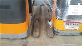 Paleteira Elétrica Still Completa – Garfo Duplo 02 pallets 2013 - #2963