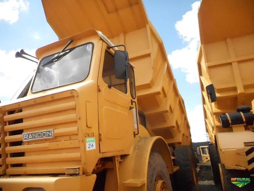 Caminhão Fora de Estrada Randon RK-425 Ano 1994 - #3123