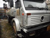 Caminhão Tanque de Combustível Volkswagen 16.300 6x2 Ano 1996 - #3174