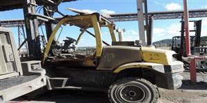 Empilhadeira a Gás MCA Hyster MOD H155FT ANO 2013 - #3490