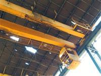 Ponte Rolante Capacidade 30 ton - #3522