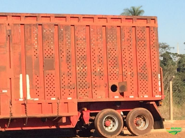 Outros Caminhão canavieiros rondom ano 07