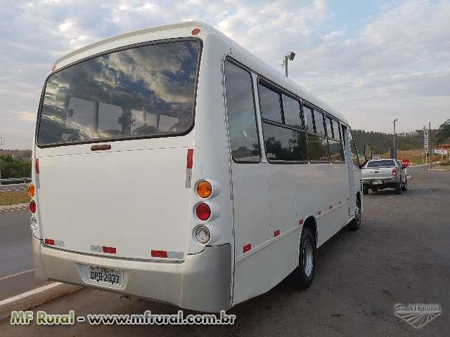 NEOBUS WAY MERCEDES BENZ LO812 ANO 2005