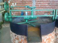 Fabrica de Farinha de Mandioca Completa