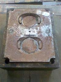 Molde de injeção para Fabricar Saboneteras