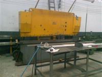 Casal corte e dobra Hidraulico de 3050 mm x 6 mm