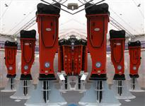 Rompedor Hidraulico para Retroescavadeiras ZERO