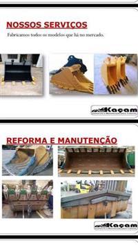 Reformas e Manutenção de Caçambas para Máquinas Pesadas