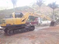 Escavadeira Liugong 915d 15 toneladas ano 2012 com 7000 horas