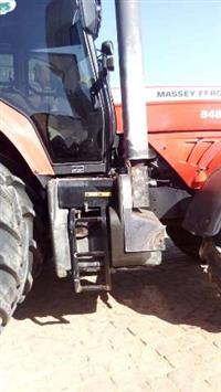 Trator Massey Ferguson 8480 4x4 ano 08