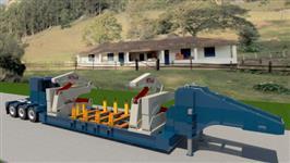 Vendo projeto com registro de patente para carretas especiais de 60 ton.