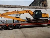 Escavadeira Hyundai Long Reach 210 LC7