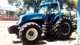 Trator New Holland T 7060 4x4 ano 11