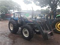 Trator Ford 7630 4x4 ano 04