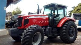 Trator Massey Ferguson 7180 4x2 ano 10