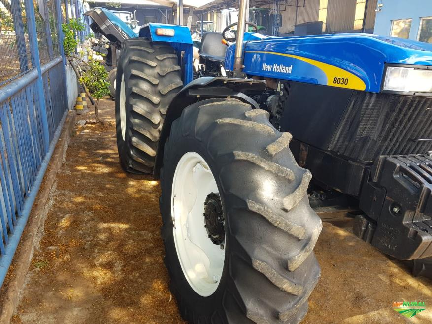 Trator Outros New Holland 4x4 ano 08