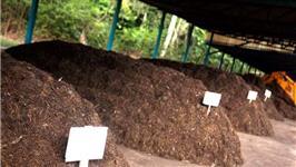 Fertilizante Composto Orgânico, Terra adubada, Terra Vegetal