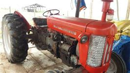 Trator Massey Ferguson 50 X 4x2 ano 76