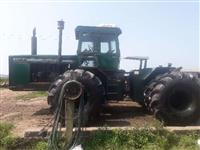 Trator Engesa 1124 4x4 ano 82