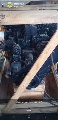 Motor Cumins Serie c