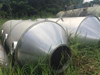 Tanques reservatório em aço inox 10.000 litros