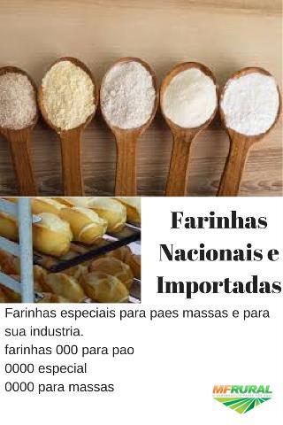 Farinha de Trigo Importada