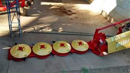 Segadeira Stabra de 4 discos