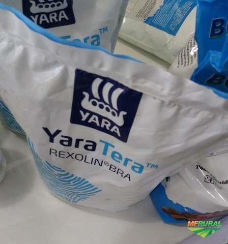 Fungicida, Inseticidas fertilizante foliar Yara