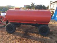Tanque de Água 4200 lts semi novo