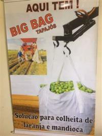 BIG BAG COLHEITA DE MANDIOCA