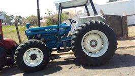 Trator New Holland 7630 4x4 ano 95