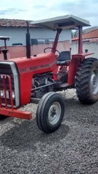 Trator Massey Ferguson 250 X 4x2 ano 76