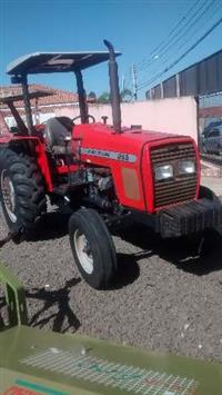 Trator Massey Ferguson 265 Advanced 4x2 ano 03