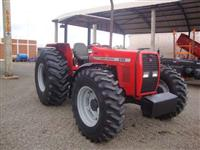 Trator Massey Ferguson 292 Advanced 4x4 ano 04