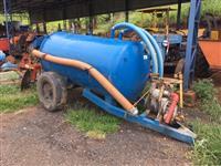 Tanque de chorume 2500 litros