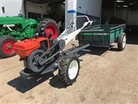 Trator Tobata Mini/Micro 4x2 ano 98