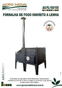 FORNALHA DE FOGO INDIRETO - LENHA