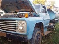 Caminhão Ford F6000 ano 77