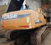 ESCAVADEIRA CASE, MODELO CX220, ANO 2011, 12,639HS, PINTURA ORIGINAL, TOTALMENTE OPERACIONAL