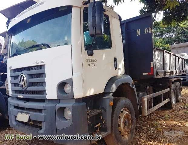 Caminhão Volkswagen (VW) 31.280 CONSTELLATION 6X4 ano 12