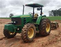 Trator John Deere 6110D 4X4 4x4 ano 11