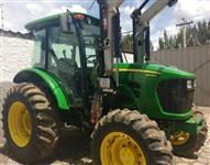 Trator John Deere 5078 4x4 ano 14