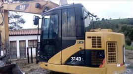 ESCAVADEIRA CATERPILLAR, MODELO 314DL CR, ANO 2013