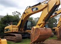 Escavadeira Caterpillar 336DL ME Ano: 2010