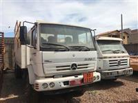 Caminhão Mercedes Benz (MB) 2423K 6X4 ano 07