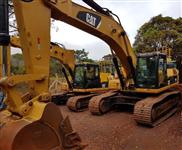 Escavadeira Caterpillar 336DL ME Ano: 2011