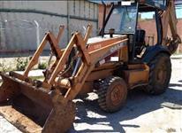 RETROESCAVADEIRA CASE 580L ANO 2005, OPERACIONAL, TRABALHANDO NORMALMENTE!!!!