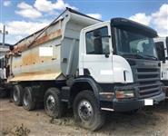 Caminhão Scania P 420 ano 08