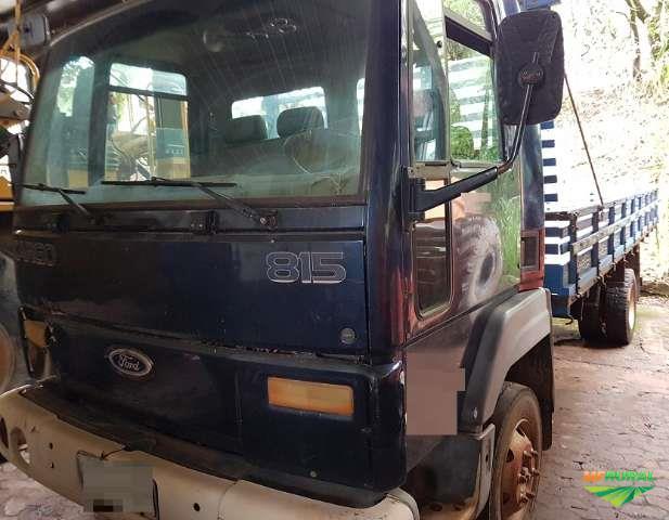 Caminhao Ford Cargo 815 Ano 04 Em Belo Horizonte Mg Vender Comprar